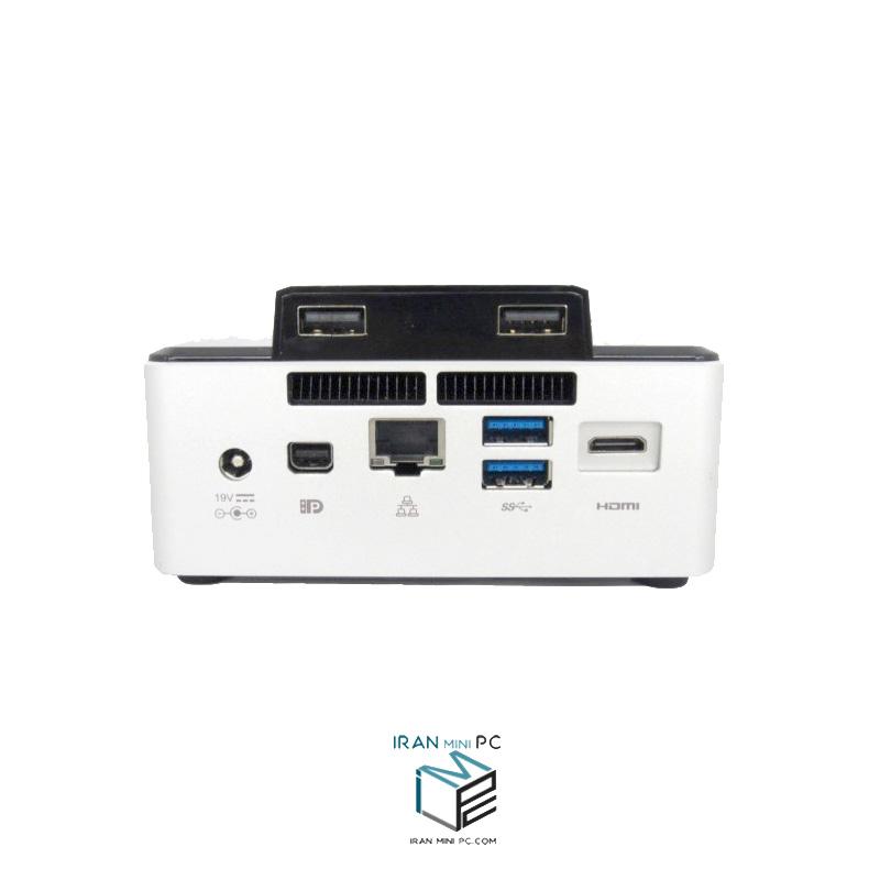 Intel NUC LID Additional Dual USB 2.0 Ports – GR-LID-000
