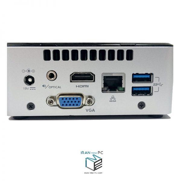 مینی پی سی Intel NUC Kit NUC5PGYH Mini PC