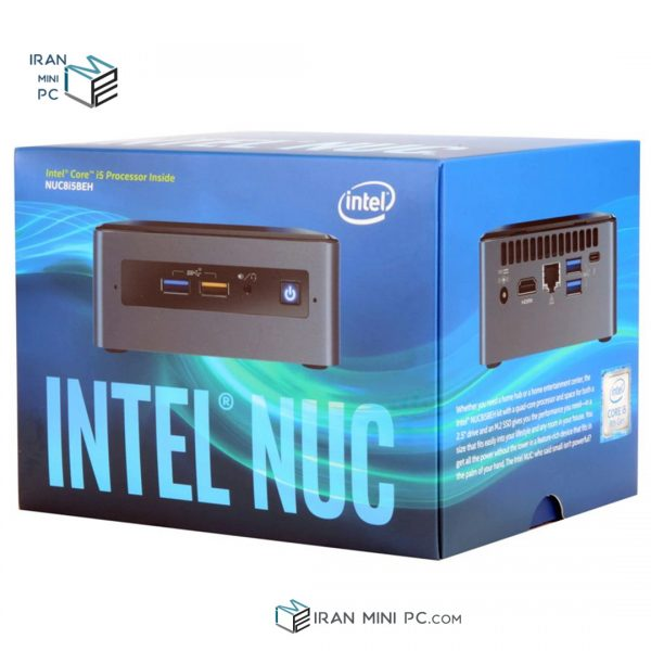 کامپیوتر کوچک اینتل NUC8i5BEH-F