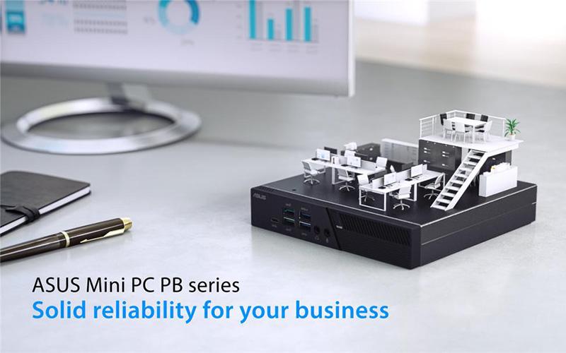 کامپیوتر کوچک ایسوس PB60-i3